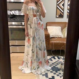 Yumi Kim gown